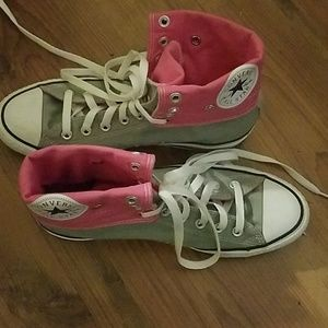 Unisex Fold Down Two-Tone Converse